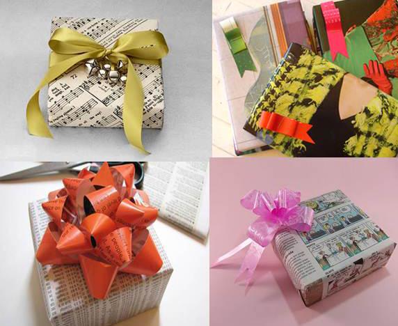 Envuelve los regalos de forma original que me pongo - Regalos envueltos originales ...